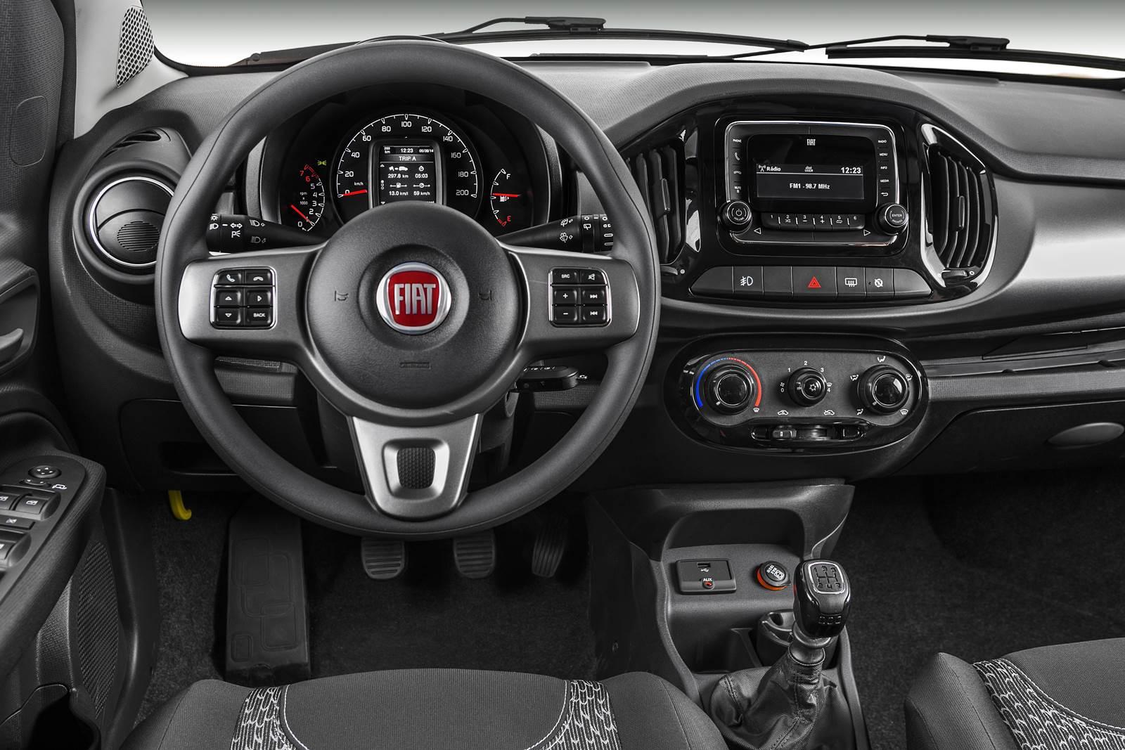 Novo Fiat Uno 2015: preços e itens de série e opcionais ...