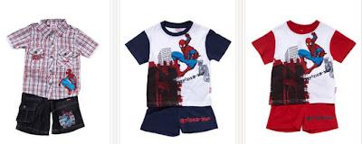 Conjuntos de Spiderman