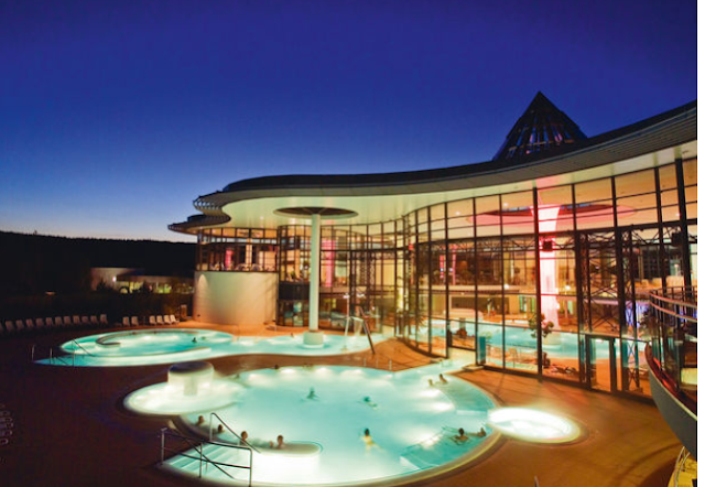 Kissalis Therme Bad Kissingen
