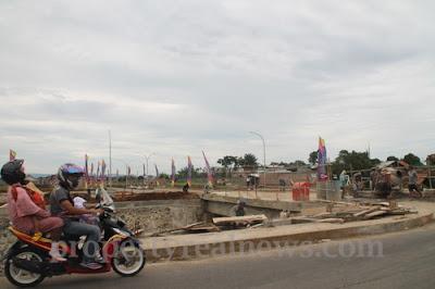 Salah satu proyek terbaru dari perumahan Cilebut Residence 2 yang lebih dekat ke Stasiun Cilebut