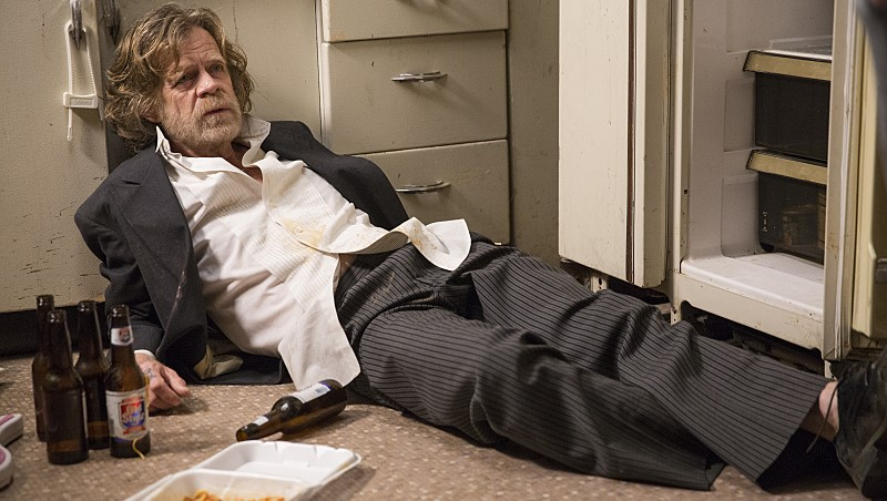 Shameless Frank Gallagher season temporada 7 William H. Macy