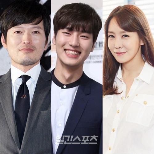 OCN新劇《Duel》由鄭在詠、金廷恩、楊世鍾主演 六月首播