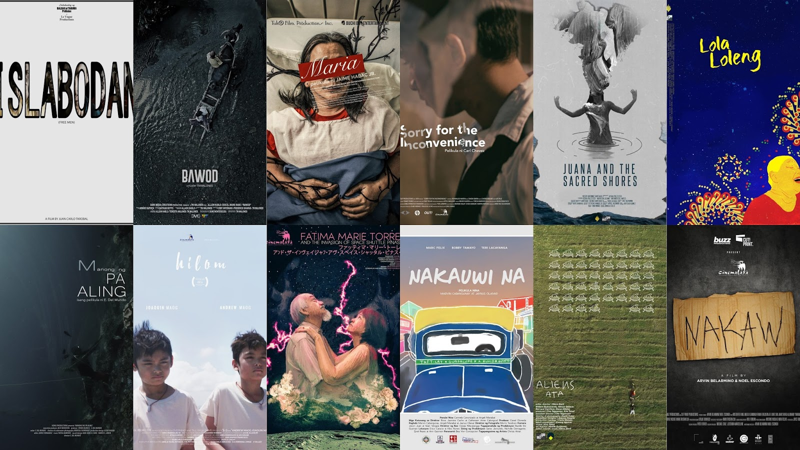 My Movie World: Cinemalaya 2017 Short Film Feature