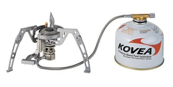 Газовая горелка со шланговым соединением