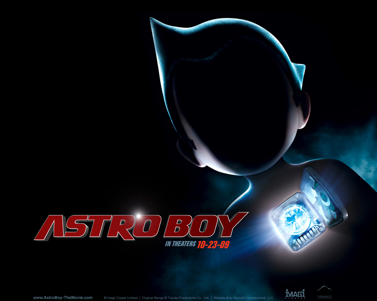 Astro Boy Wallpaper Anime On Tv