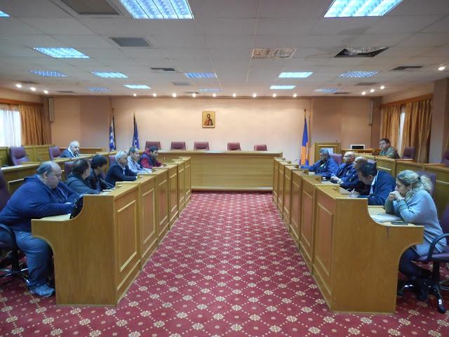 Άρτα: Συντονισμός δράσεων για την αντιμετώπιση ακραίων καιρικών φαινομένων το χειμώνα στο Δήμο Αρταίων