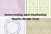 Interesting and Confusing Maths Brain Test