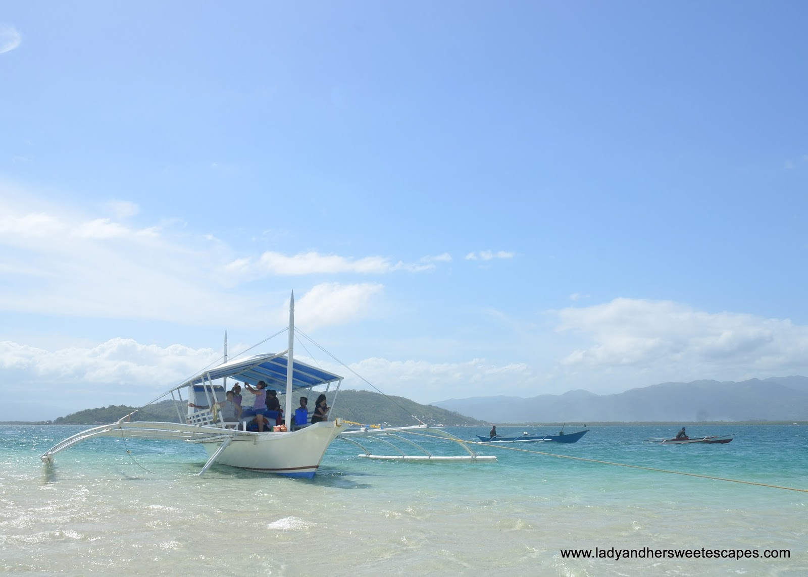 how to go to manjuyod sandbar 2017