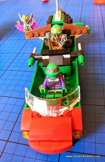 Lego teenage Mutant Ninja Turtles T-Rawket 79120