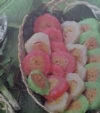 Resep Kue Kaca Mata Kue Khas Nusantara