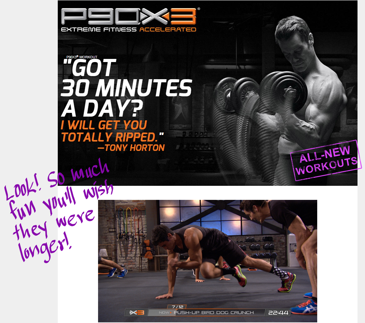 P90x Workout Download