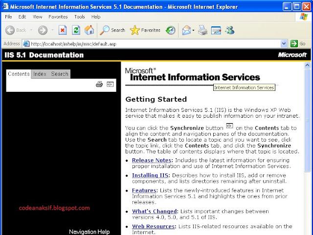 cara install sql server 2005