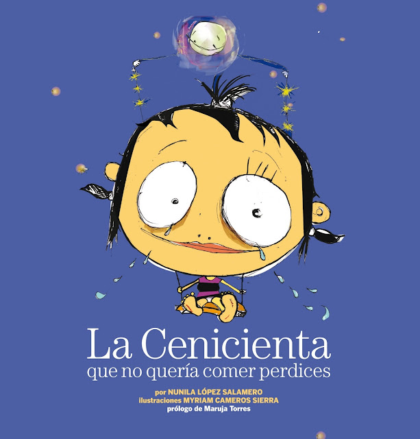 Portada del libro escrito por Nunila López e ilustrado por Myriam Cameros