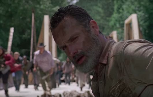Andrew Lincoln confirms that season 9 of The Walking Dead is his last