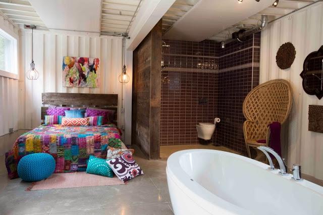 спальня санузел и большая ванная