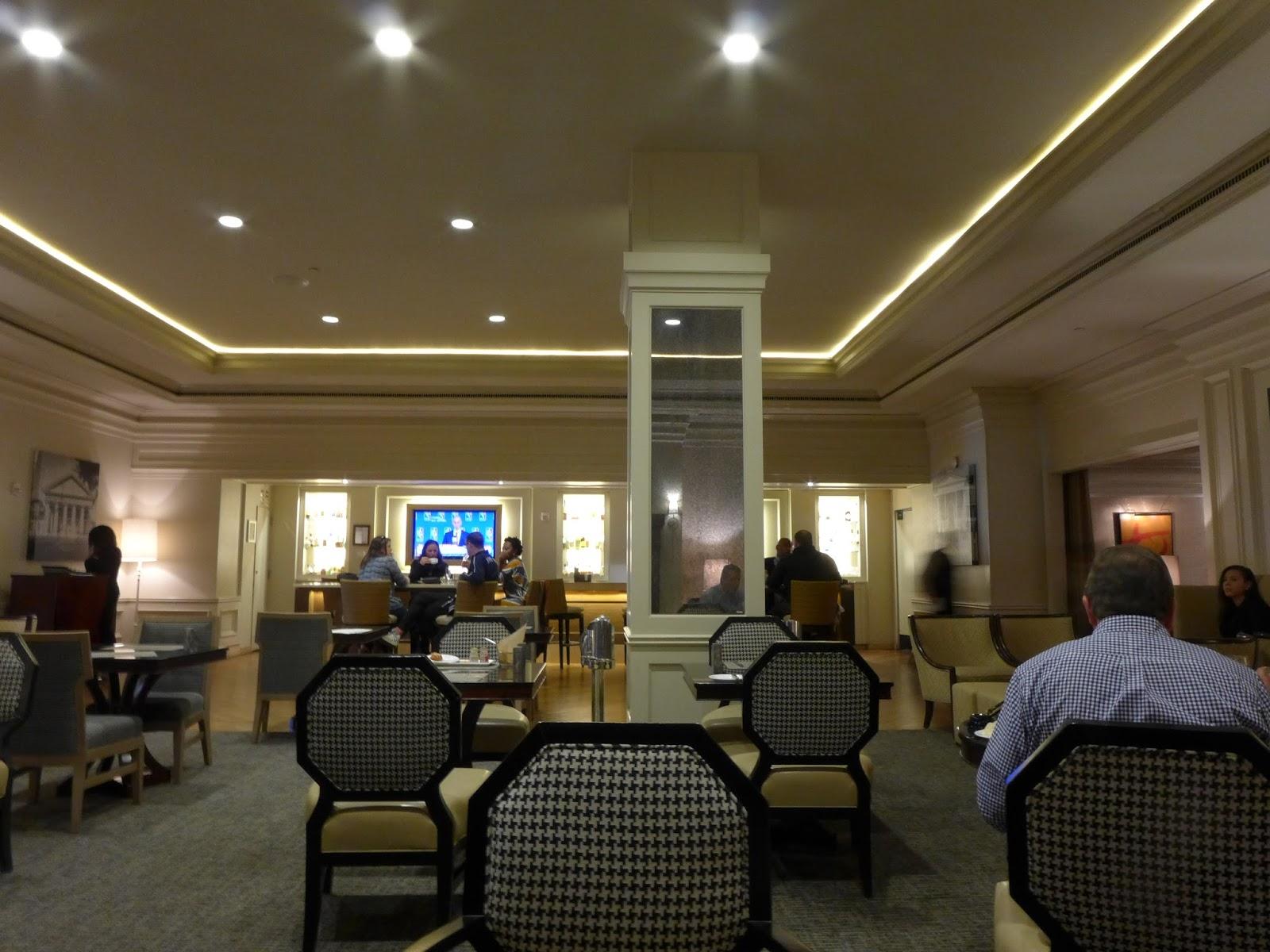 The Ritz Carlton At Pentagon City Tea Room