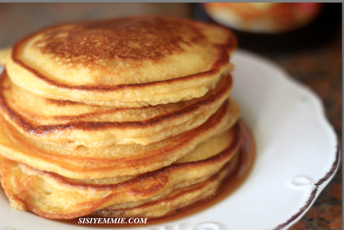 Fluffy pancake recipe sisiyemmie nigerian food lifestyle blog this pancake recipe is from my years in the uk ill tell you a story once upon a time when i was living in the uk i had a part time job ccuart Images