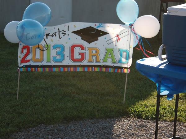 Graduation recap...