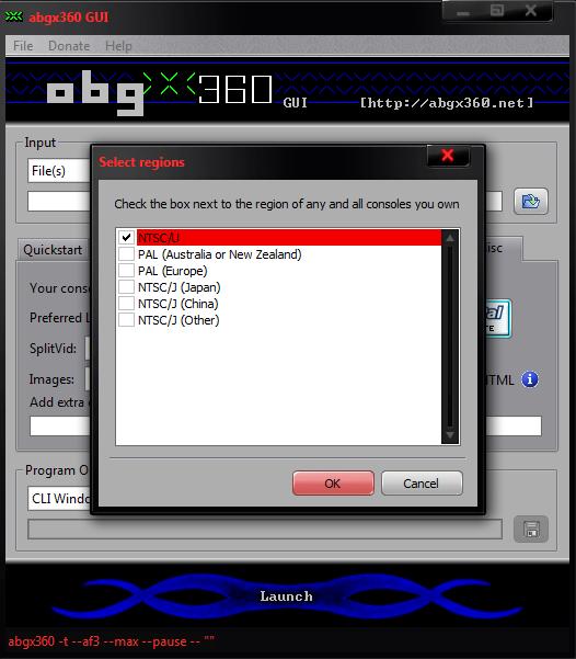GUI BAIXAR ABGX360 1.0.5