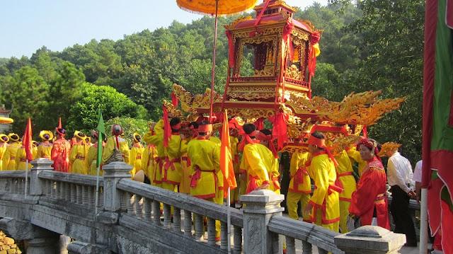 Con Son-Kiep Bac Spring Festival opens in Hai Duong 3