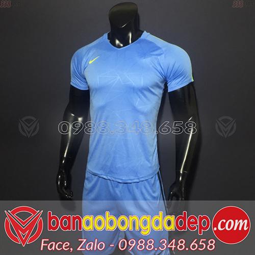 Áo không logo Nike TB SPH02 Xanh Nhạt