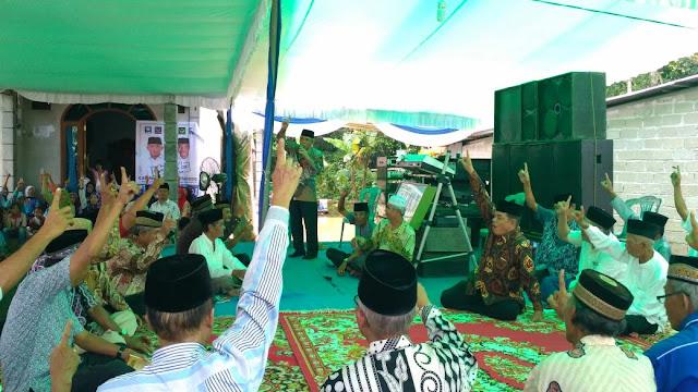 Iskandar SE Akan Tuntaskan Pembangunan OKI