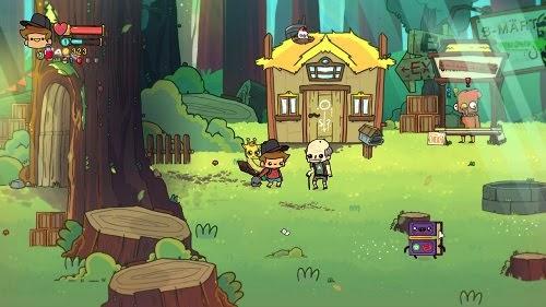 The Adventure Pals Screenshot 1