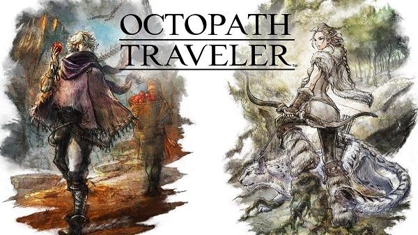 """""""Octopath Traveler"""" Hot game chiến thuật theo lượt 2018"""