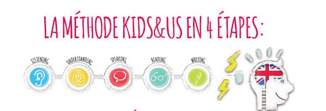 kid&us une méthode educative a découvrir pour les langues