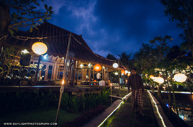 wedding venue di yogyakarta, java village resort