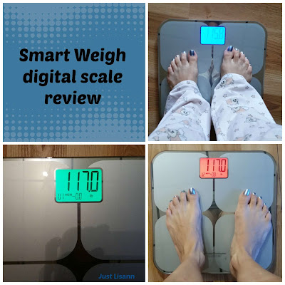 Smart weigh digital scale review