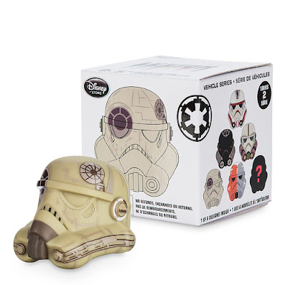 Star Wars Legion Vehicles Series 2 Blind Box Mini Figures by Disney