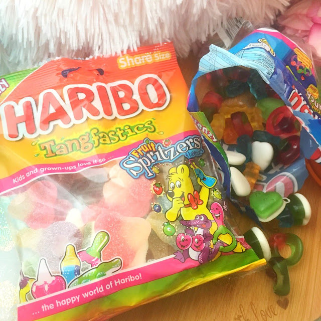 Frenzy editions of Haribo
