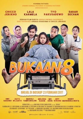 Download Film Bukaan 8 (2017) Full Movie