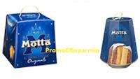 Logo Scarica i coupon Motta pandoro e panettone e richiedi il cashback