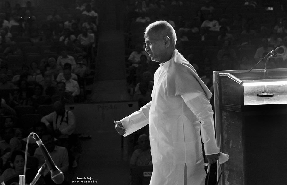 Image result for ilayaraja black n white