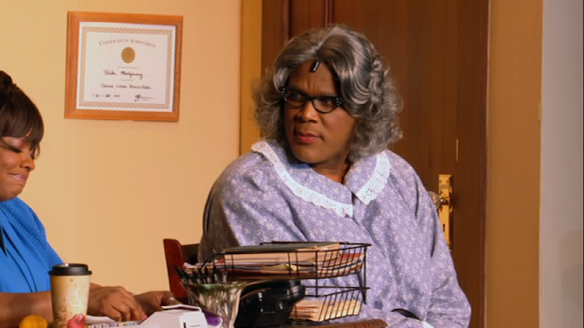 Tyler Perry's Madea Gets a Job DVDR NTSC Español Latino
