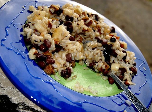 ryż z fasolka adzuki