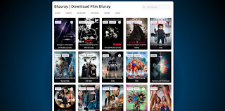 Bluuray blogger template movies 2017