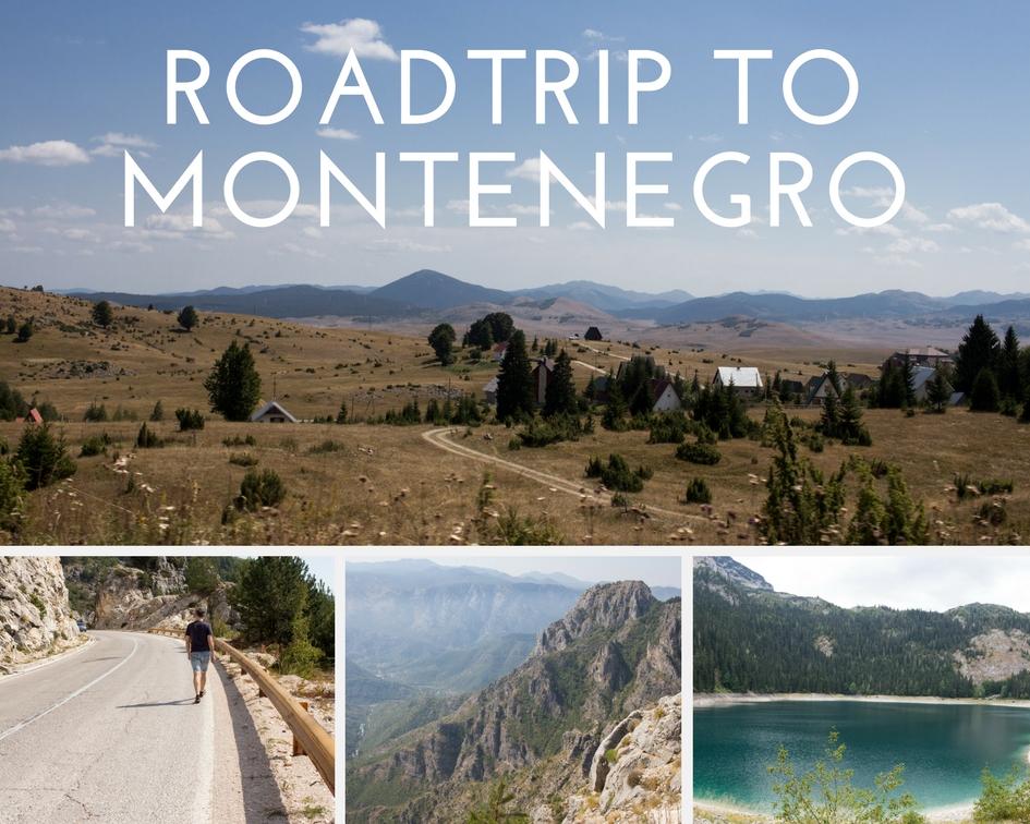 Unser Roadtrio nach Montenegro - von Österreich nach Slowenien, Kroatien und über Bosnien nach Zabljak (Montenegro) am Rande des Durmitor Gebirges
