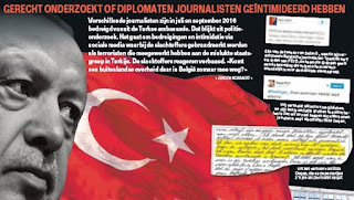 Απειλές από το τουρκικό προξενείο