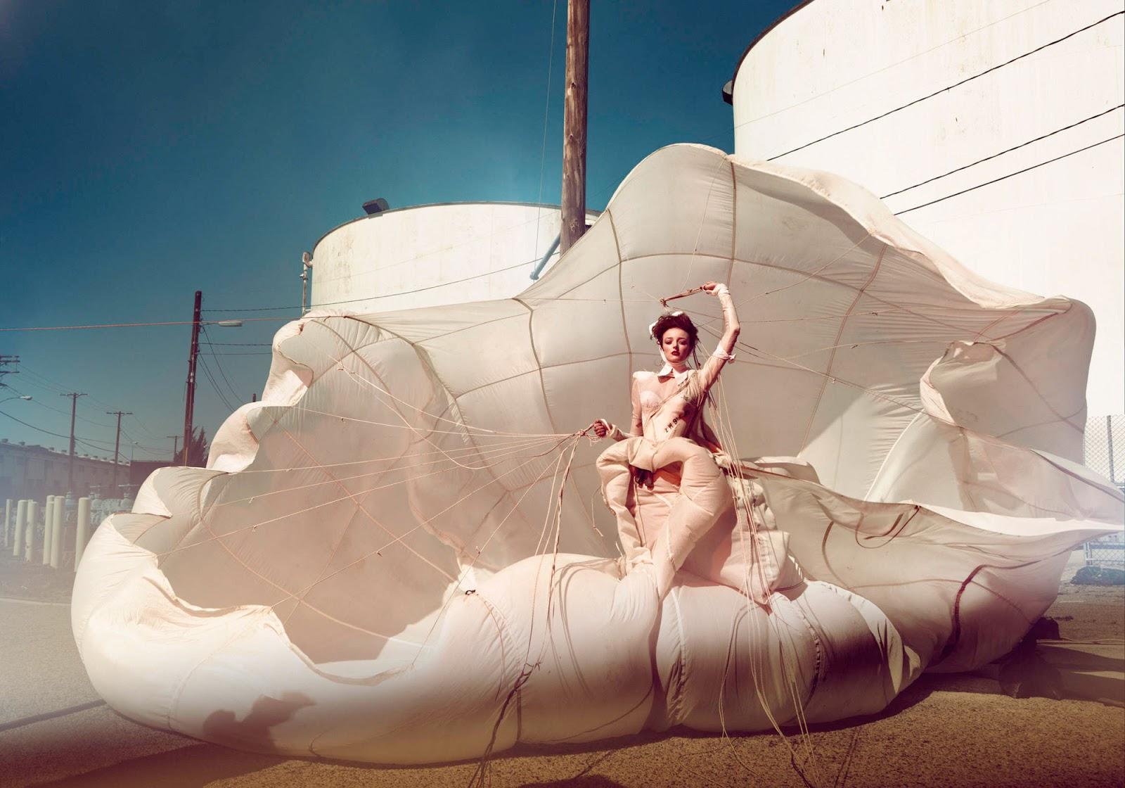 「gntm parachute」的圖片搜尋結果