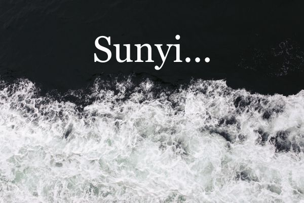 Puisi Sunyi oleh Ragil
