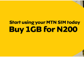 MTN Special Data Plan 1GB for N200 Explained