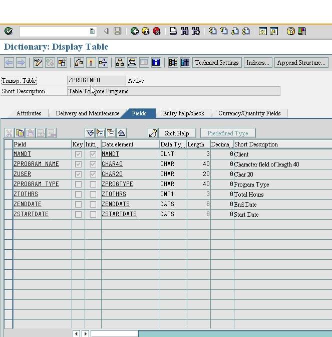 SAP ABAP: TABLE MAINTENANCE GENERATOR & ITS EVENTS