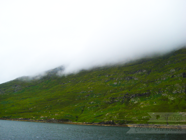 Mist, Killary Fjord, Ireland