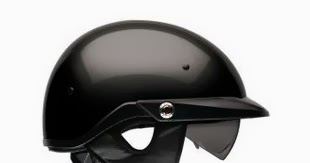 bell 39 s pit boss helmet survives a real life crash test. Black Bedroom Furniture Sets. Home Design Ideas