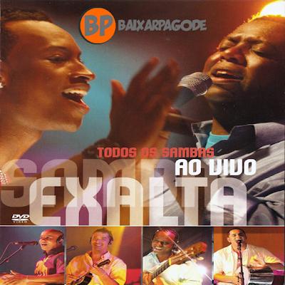DO EXALTASAMBA 2010 AUDIO DVD BAIXAR CD NOVO