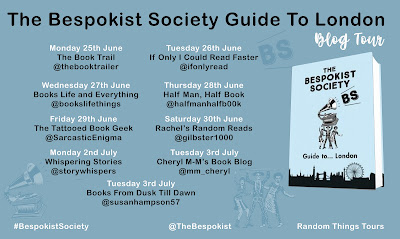#BlogTour - The Bespokist Society Guide to... London