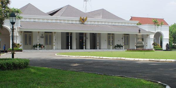 Misteri penunggu Istana Presiden